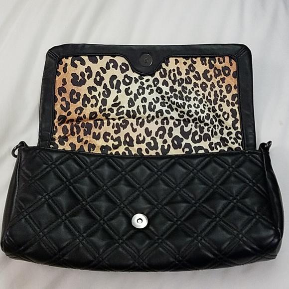 Kate Landry Handbags - Black Clutch purse